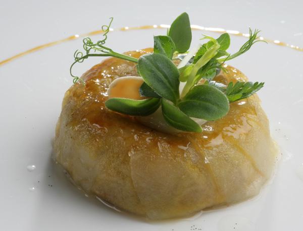 Receta de puré de manzana