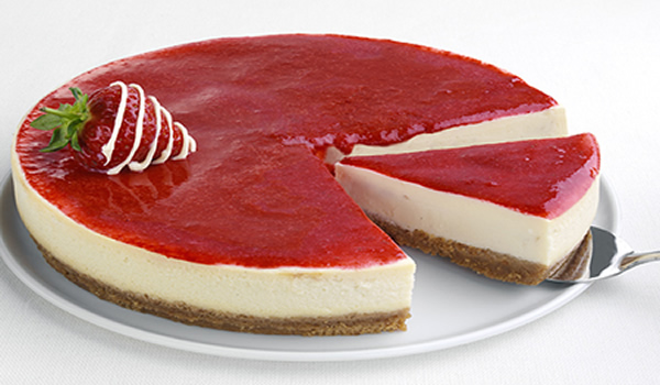 Receta de cheese cake