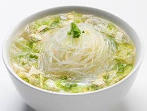 Receta de Sopa Fuchi Fu