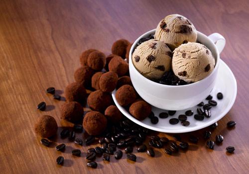 Receta de Helado de Cafe