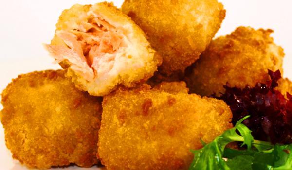 Receta de Nuggets de Pescado