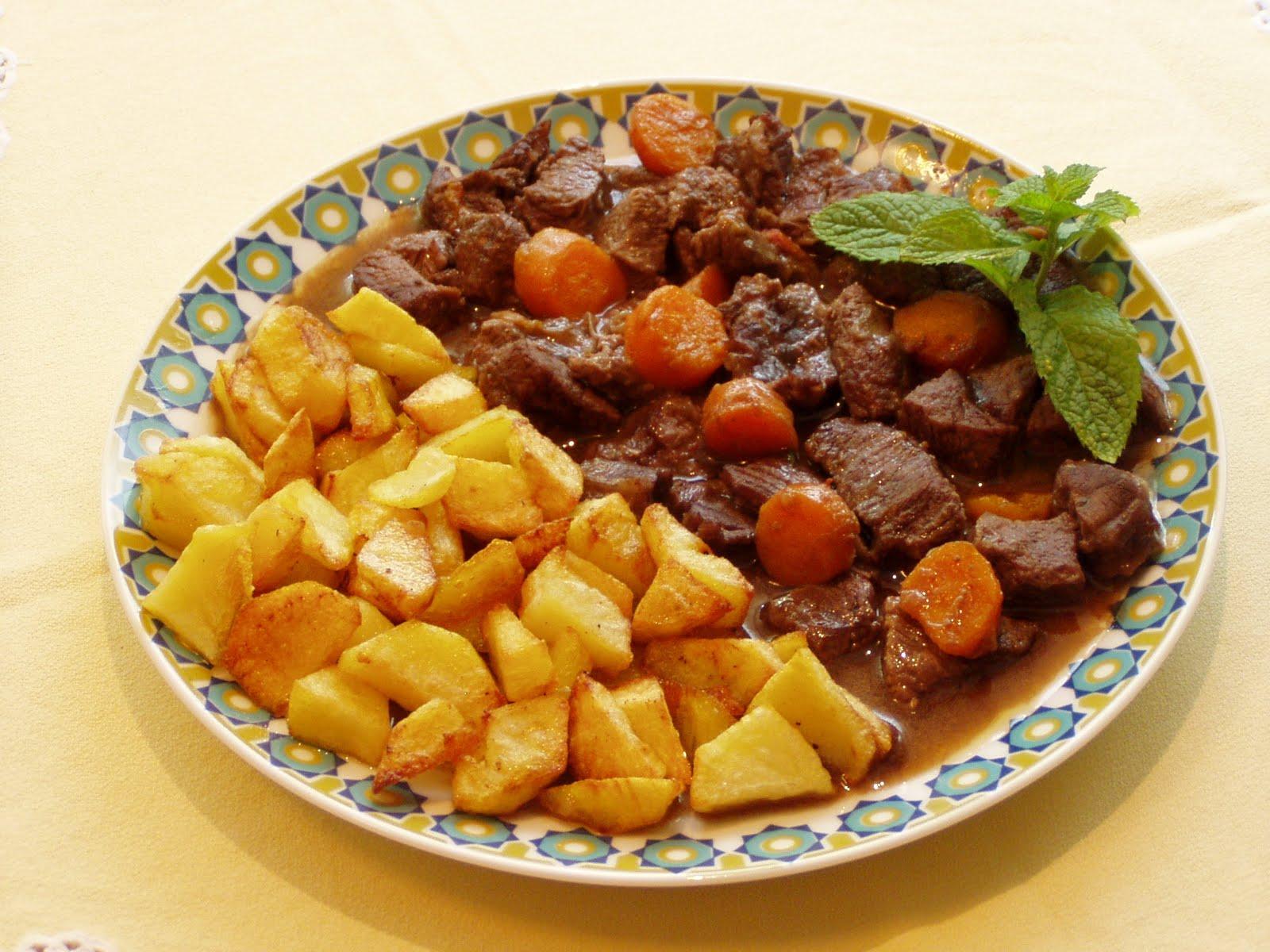 Receta de Carne a la Cacerola
