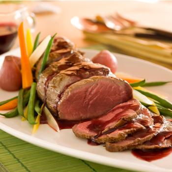 Receta de Roast Beef de lomo