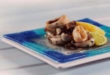 Receta de calamares con tequila