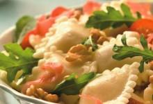 Receta de ensalada de Ravioles