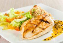 Receta pollo en salsa de maracuya