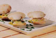 Receta Almejas con mantequilla de limon